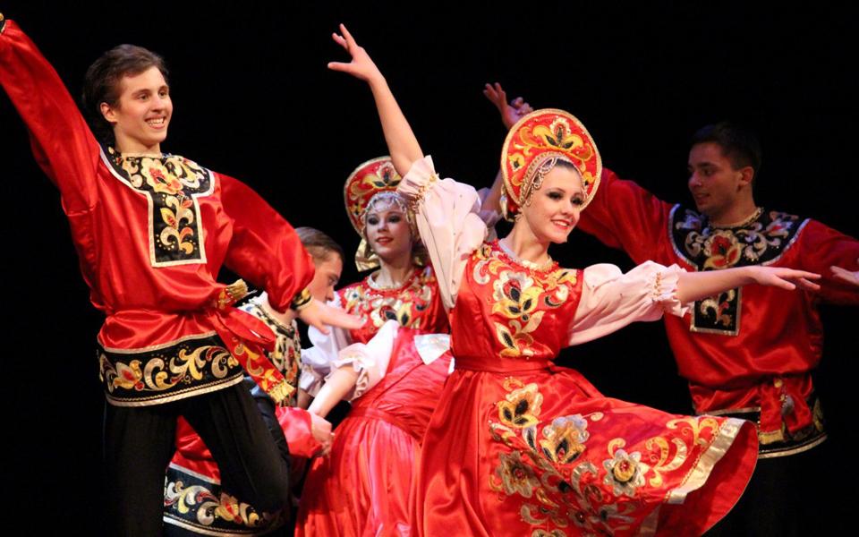 танцы картинки русские народные